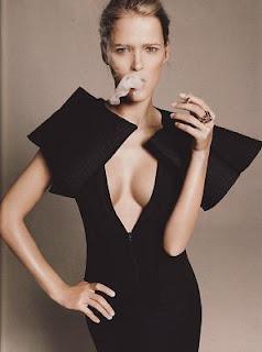 Estilo avançado de fumar