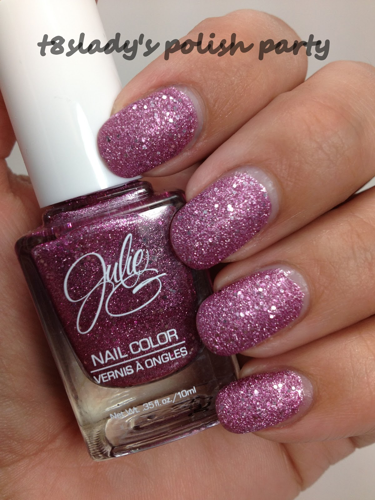 T8slady\'s Polish Party: Julie G Gumdrops Collection Textured Nail ...