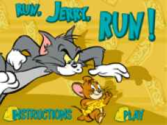 Tom and Jerry Run Jerry Run