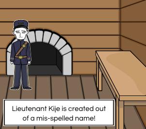 http://www.storyboardthat.com/userboards/crankinmatthew/lieutenant-kije