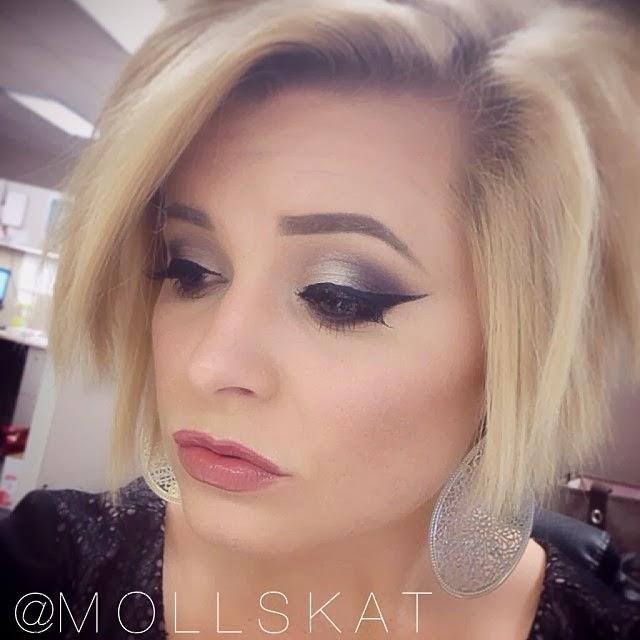 Make Up Podkreślający Oczy Piękna Ty