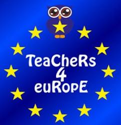 """""""Οι Μικροί Ευρωπαίοι-Γνωρίζω την Ε.Ε""""-Εκπαιδευτικό Πρόγραμμα στα πλαίσια της δράσης Teachers4Europe"""