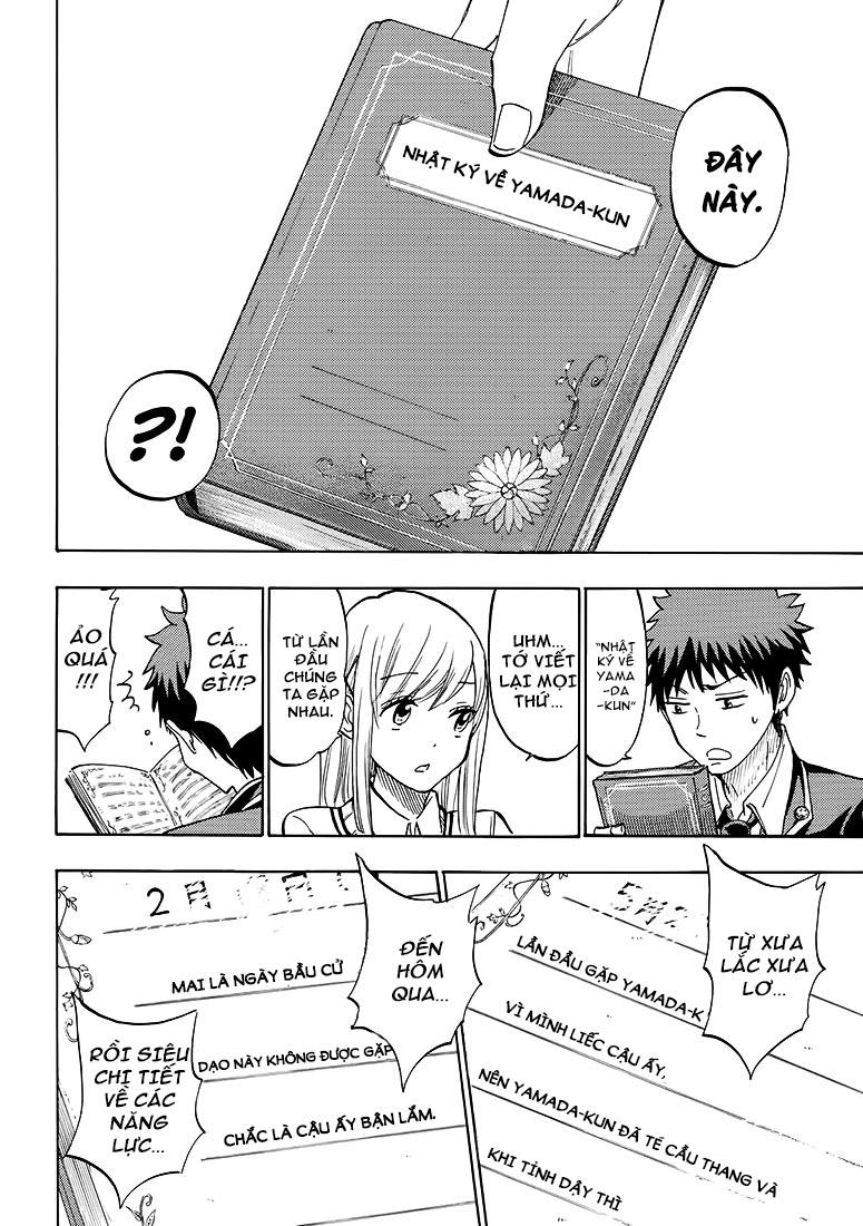 Yamada-kun to 7-nin no majo chap 170 page 13 - IZTruyenTranh.com