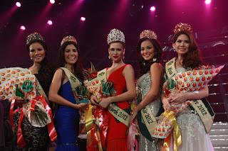 Indonesia Terpilih Menjadi Tuan Tumah  Miss Earth 2012