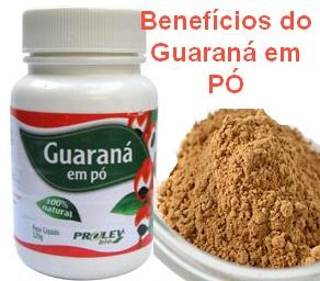 Guaraná em Pó - Conheça seus benefícios