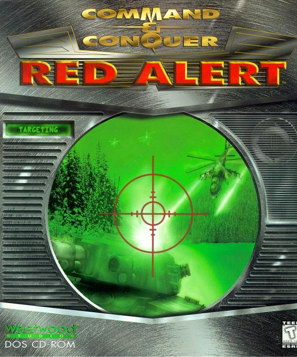 Command & Conquer: Red Alert Command+&+Conquer+-+Red+Alert
