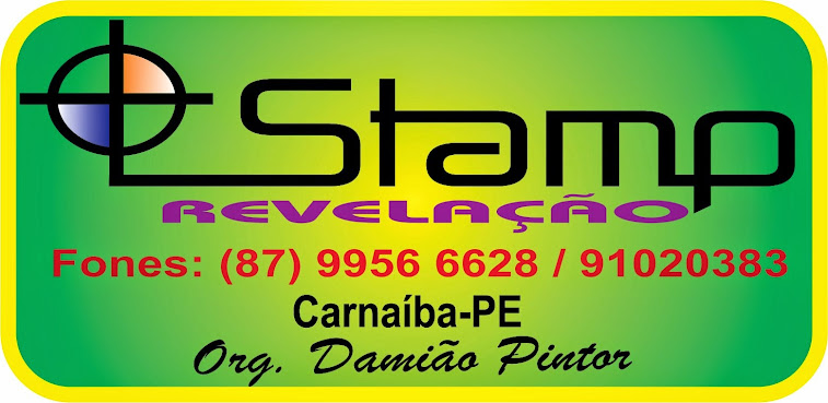 Stamp Revelação