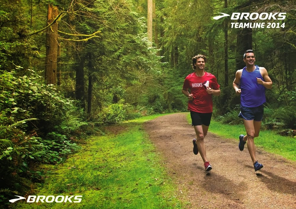 BROOKS APPARELS 2014