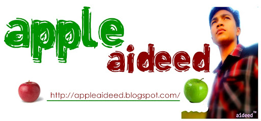 aideed apple !!