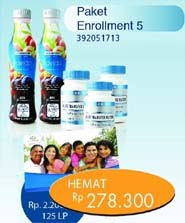 Paket Enrollment 5