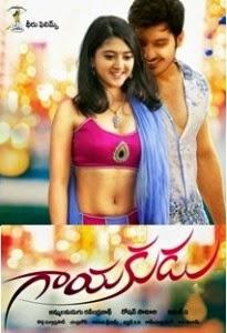 Watch Gayakudu (2015) DVDScr Telugu Full Movie Watch Online Free Download