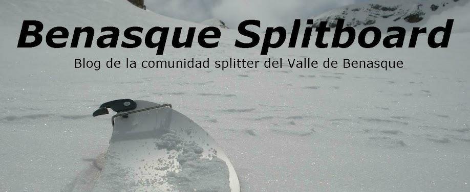 Benasque Splitboard