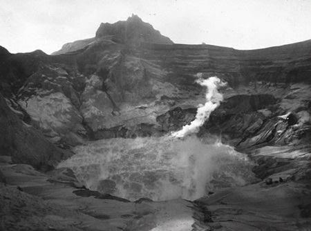 Setelah letusan Gunung Kelud tahun 1919.
