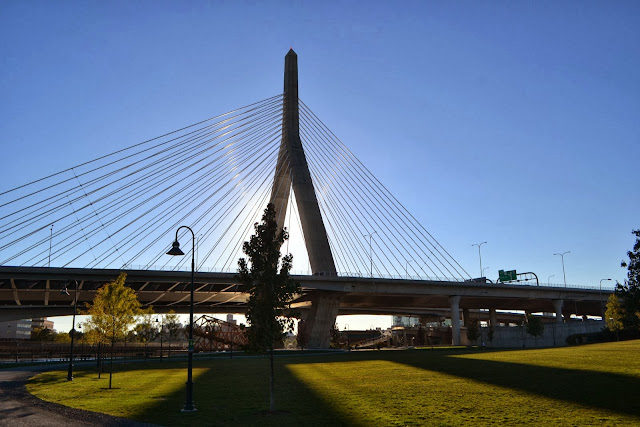 Zakim - Bunker Hill Bridge, Charlestown, Massachusetts