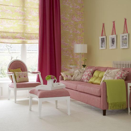 K k mutluluklar d kkan renkli dekorasyon fikirleri bay l yorum rengarenk odalara - De que color pinto el salon ...