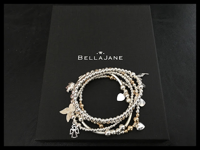 My Midlife Fashion, Bella Jane Jewellery Stacking Bracelets