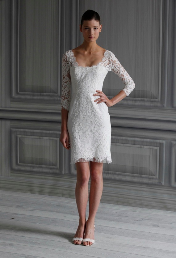 Monique Lhuillier Wedding Dresses World Of Bridal