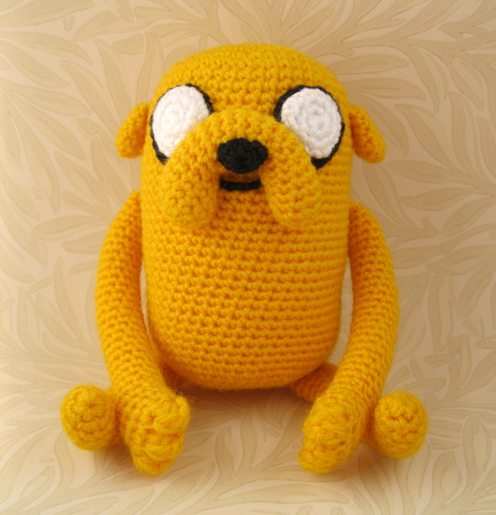Finn And Jake Amigurumi Patterns Free : LucyRavenscar - Crochet Creatures: Adventure Time with ...