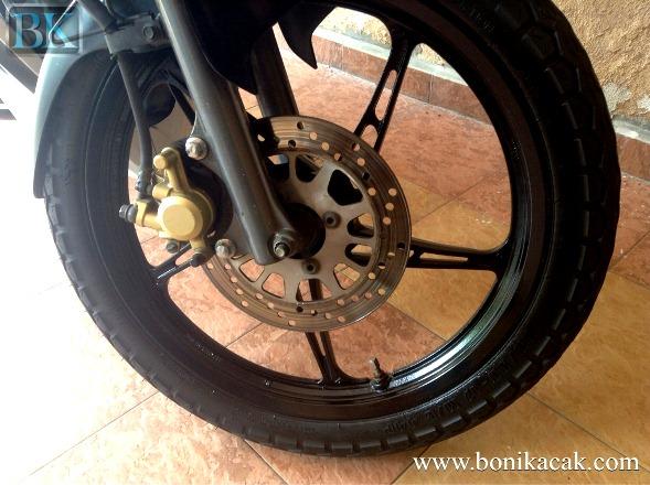 Spray Sportrim motor Yamaha 135 LC,