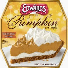 Edwards Introduces NEW Pumpkin Crème Pie