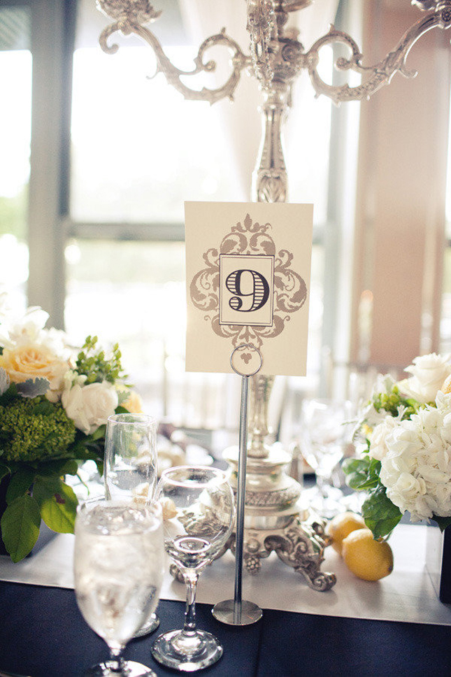 Just make sure that your paper table numbers reflect your style and