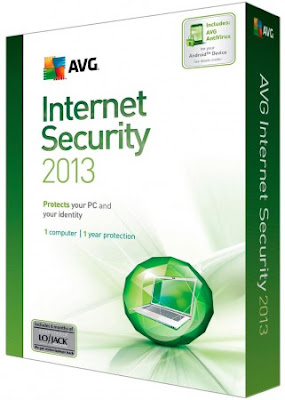 AVG Internet Security 2013 - Box