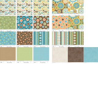 Riley Blake MOD TOD Quilt Fabric by Sheri Berry Designs