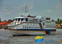 kapal express bahari jurusan karimunjawa