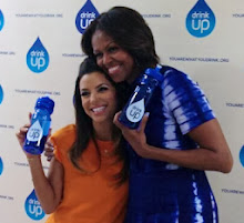 FLOTUS Launches Drink Up