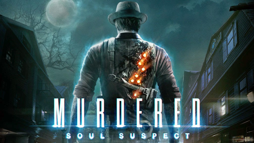Download Murdered: Soul Suspect Game Free For Xbox 360, Xbox ONE, PS3, PS4 And PC!
