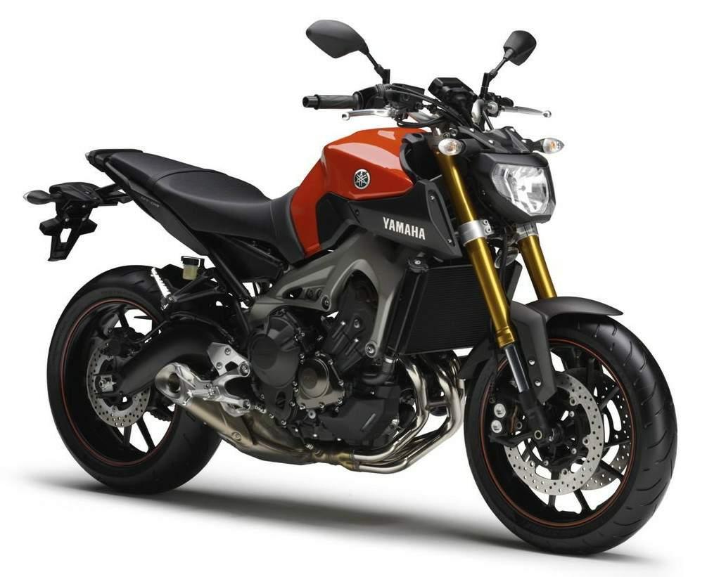 Video Motor Yamaha Terbaru 2014 Yamaha FZ-09 850 Triple
