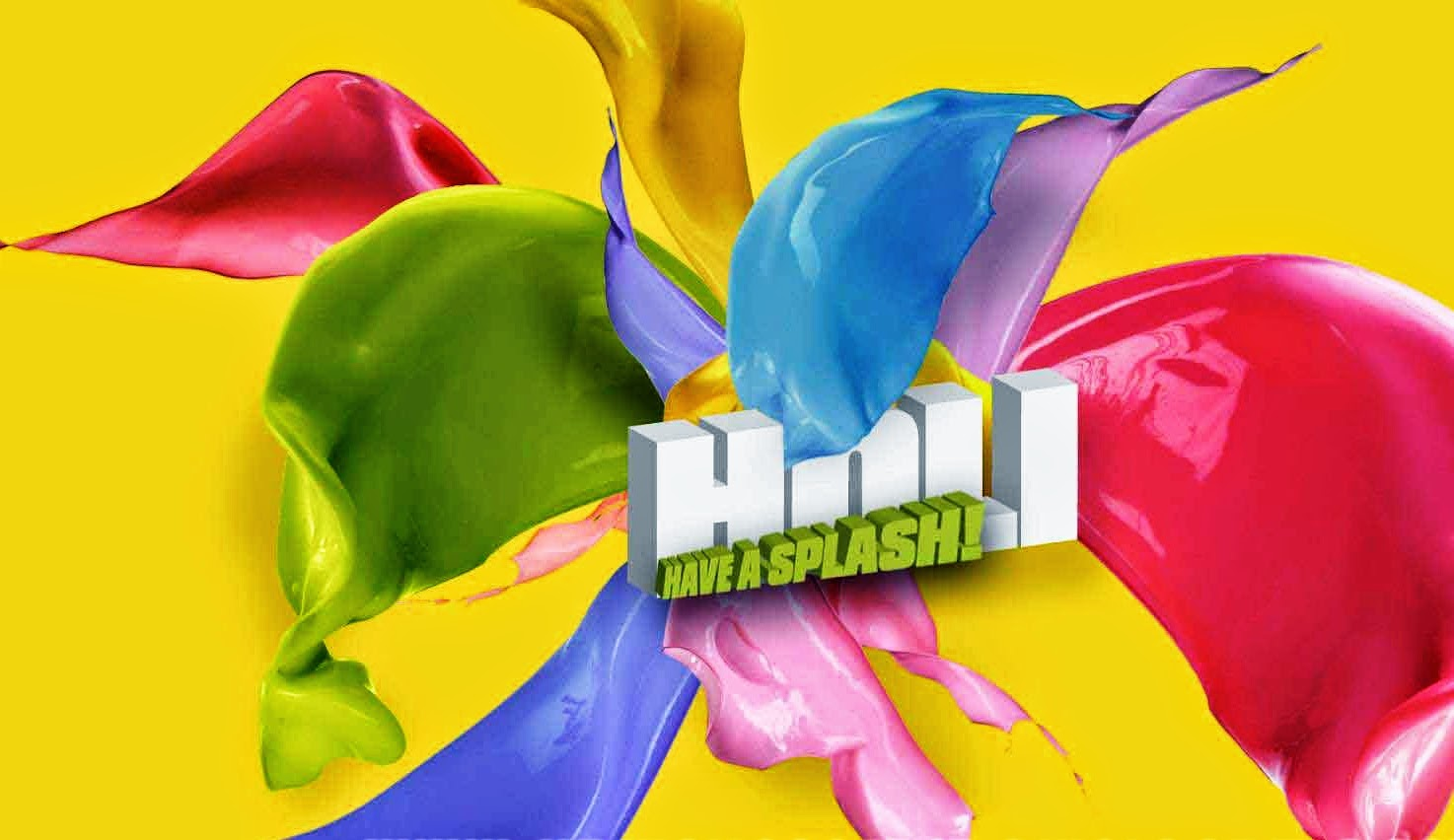 Holi Images and Wallpapers in HD Pics