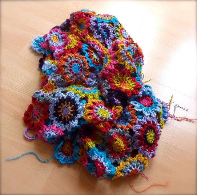 Japanese Flower Blanket According To Matt Bloglovin