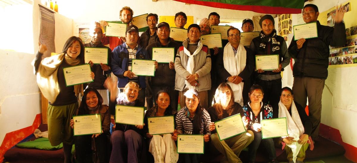 Soil Sun Soul Nepal Permaculture Design Course
