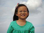Hannah, age 7, first grader, adopted from China in 2010