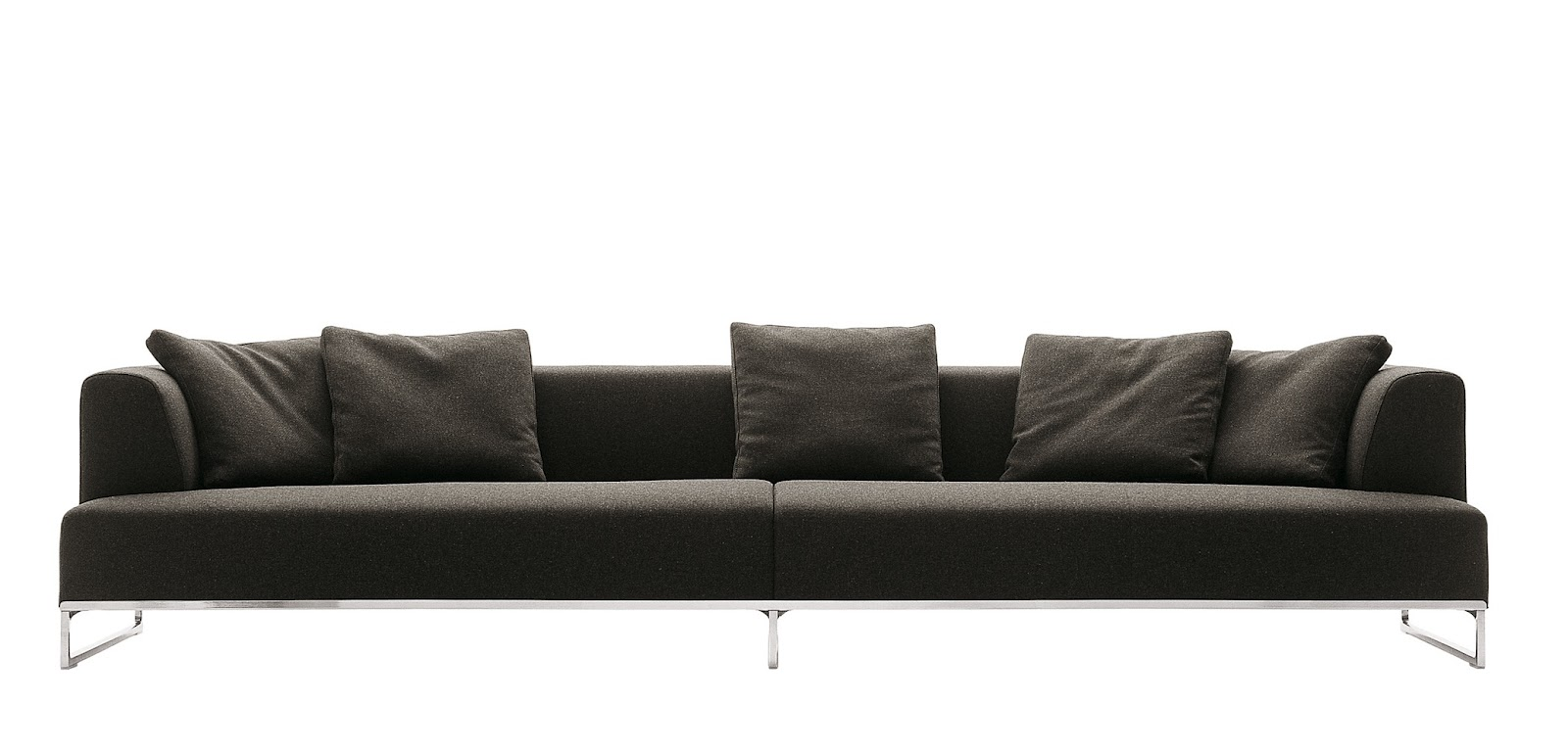 solo sofa by b b italia designer furniture fitted. Black Bedroom Furniture Sets. Home Design Ideas