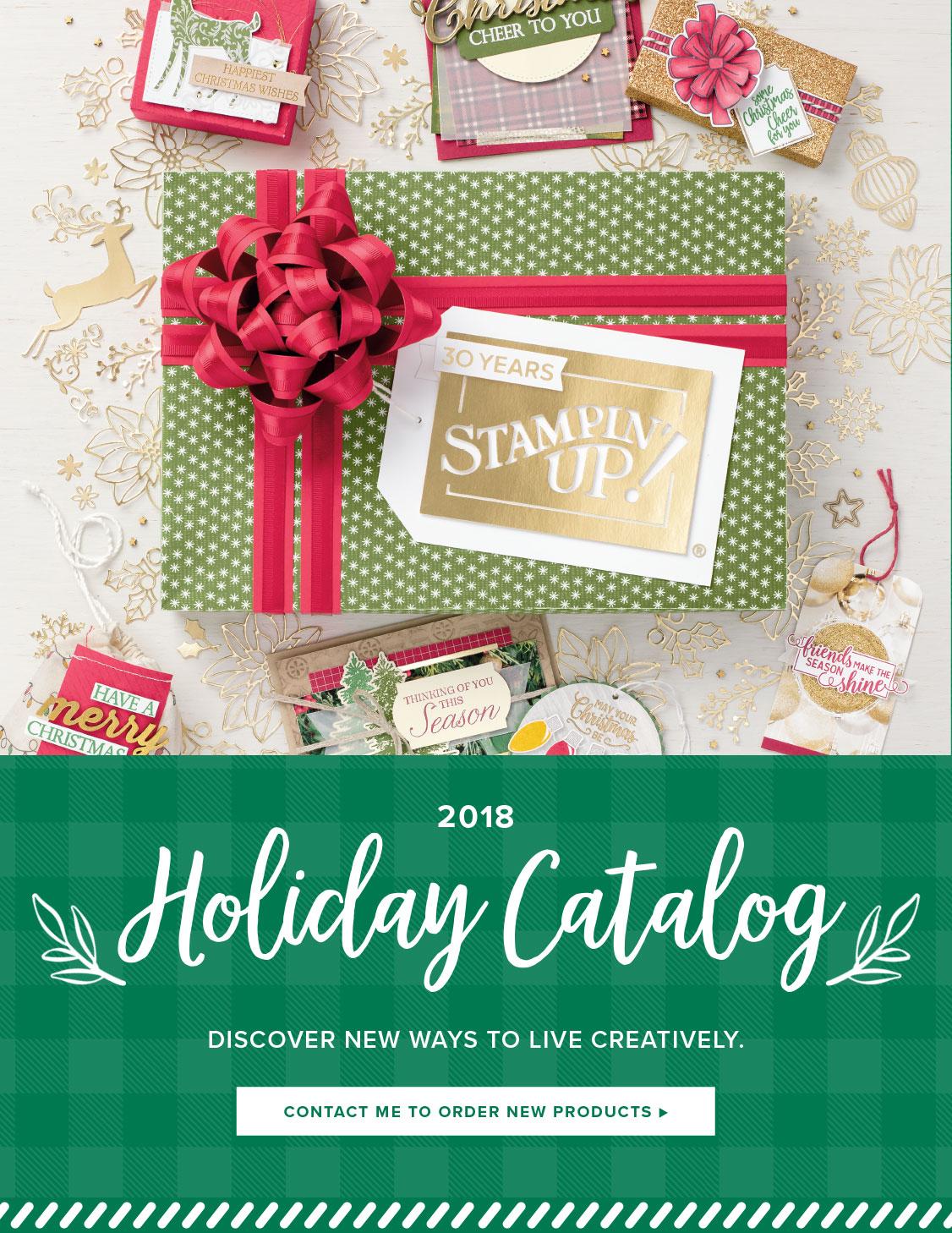 Holiday Catalog!!