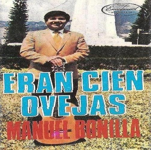 Manuel Bonilla-Eran Cien Ovejas-