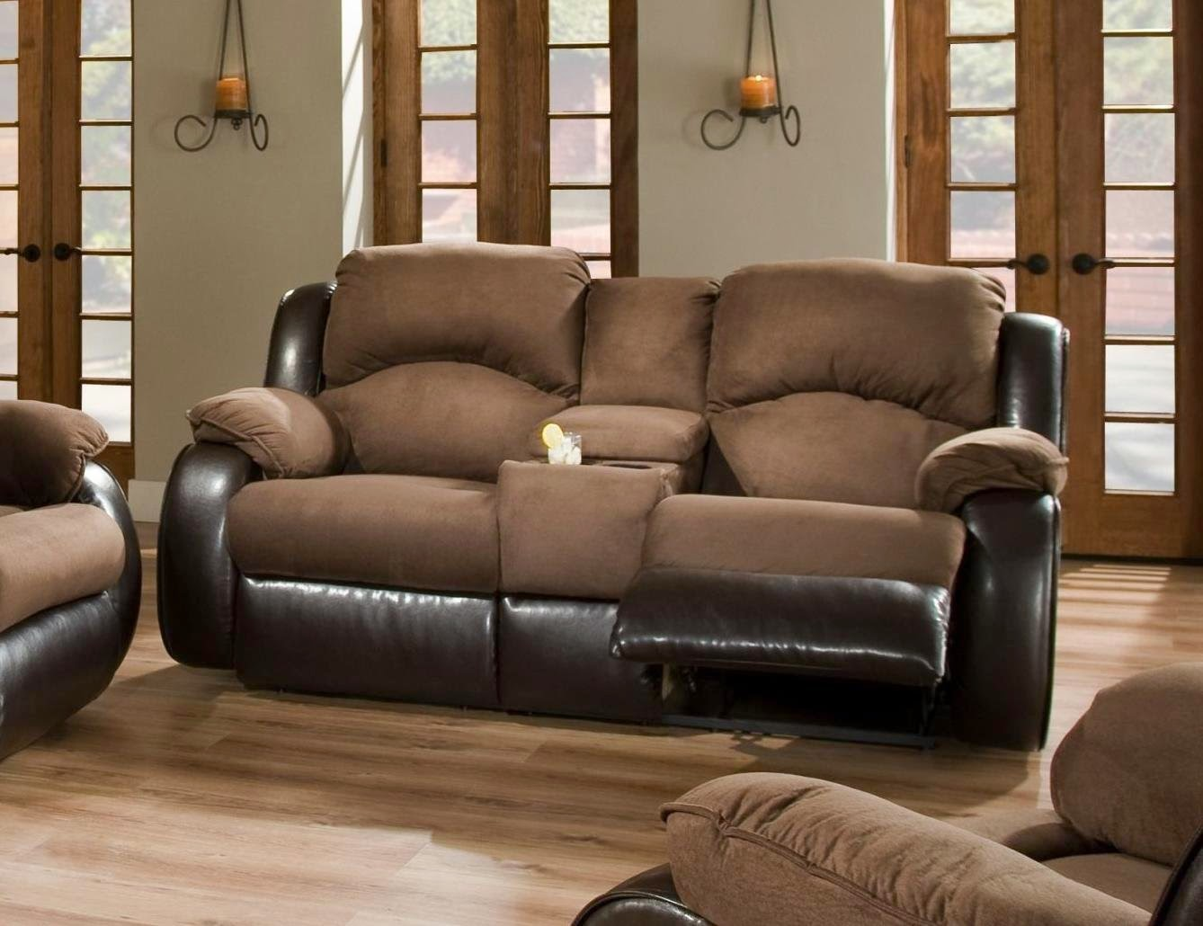 Interesting Recliner Sofa Sets Pictures Design Ideas Dievoon