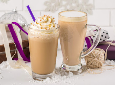 CBTL Holiday Beverages
