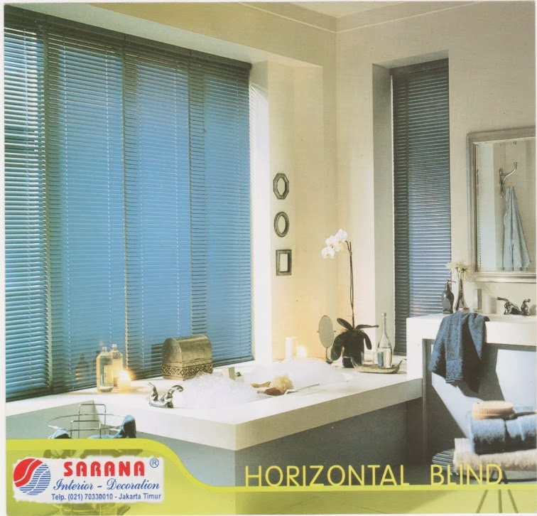 Mini / Horizontal Blinds