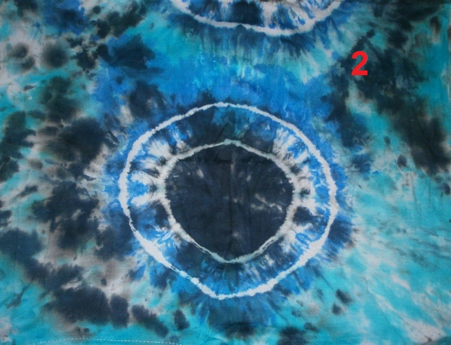 Pashmina Tie Dye Bahan Rayon Super PromosiAliansi