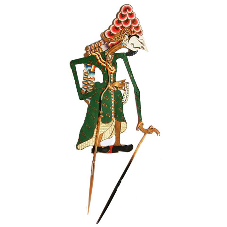 Wayang Kulit - Java, Indonesia Shadow Puppets - Manumayasa, futurezet