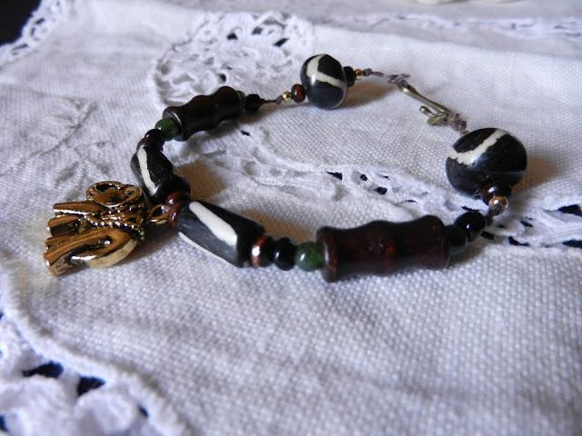 african elephant bracelet