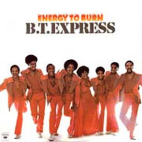 BT EXPRESS LP (REGGAE TRACK)