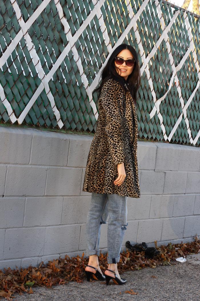 vintage checks and cheetah 7