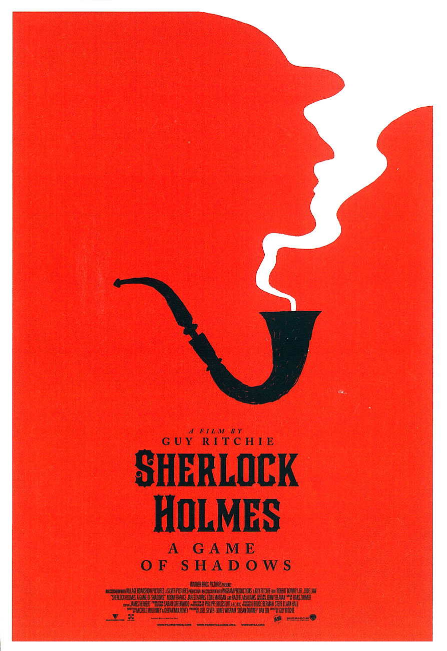 Live RIGHT By Believing RIGHT Sherlock Holmes Poster