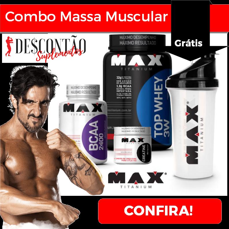 Combo Massa Muscular