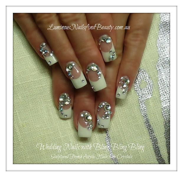 luminous nails june 2012