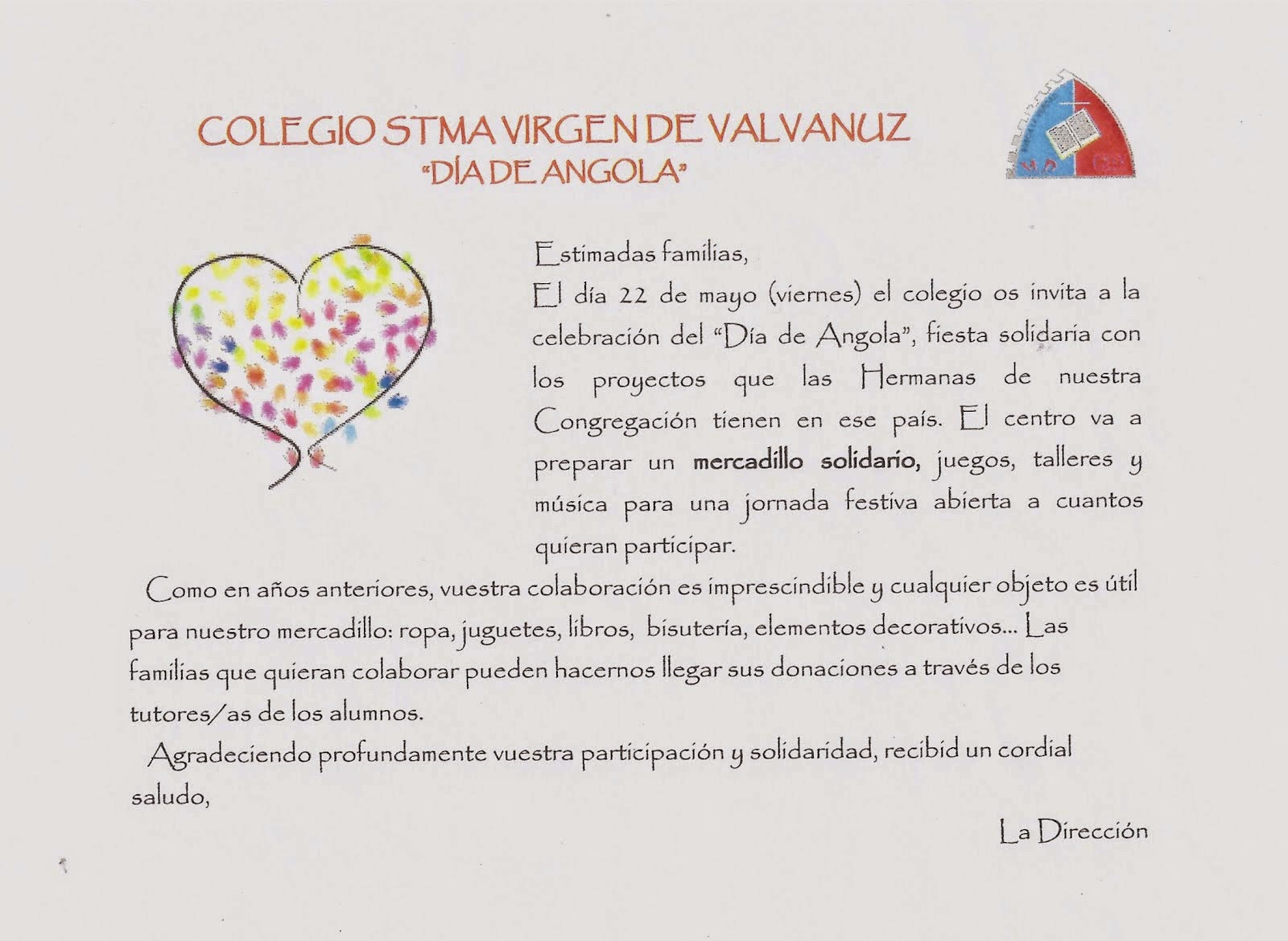 Mercadillo Solidario